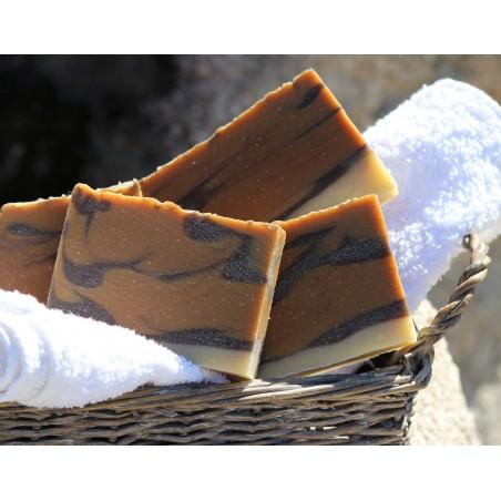 Savon miel de Corse