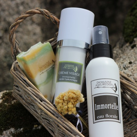 Coffret immortelle