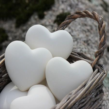 Diffuseur d'huile essentielle - galet  cœur