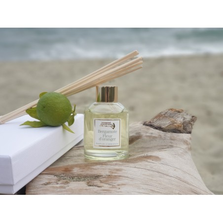 BERGAMOTE FLEUR D'ORANGER Parfum d'ambiance